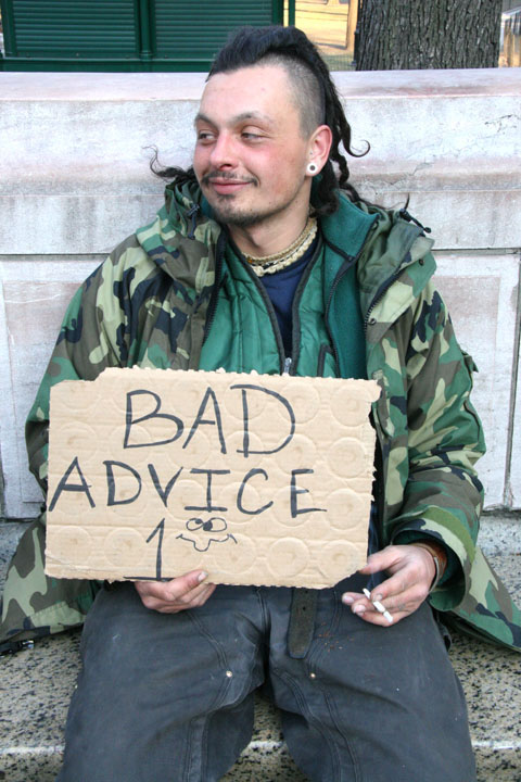 Bad debt settlement advice